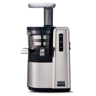 Estrattore hurom serie hz 40 giri min acciaio for Cucinare juicer