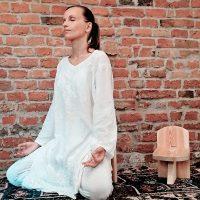 Panchetta per meditazione e mindfulness