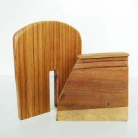 Panchetta in legno per la meditazione - modello Essential