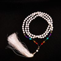 Mala indiana in madre perla