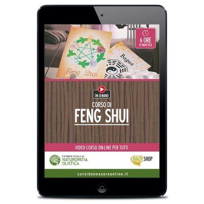 Feng Shui video corso online