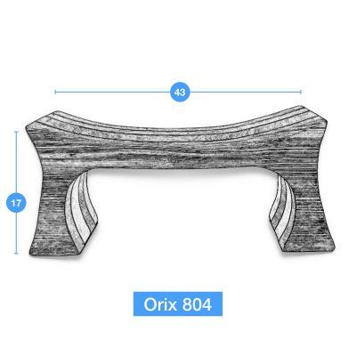 Orix-804 Panca da meditazione